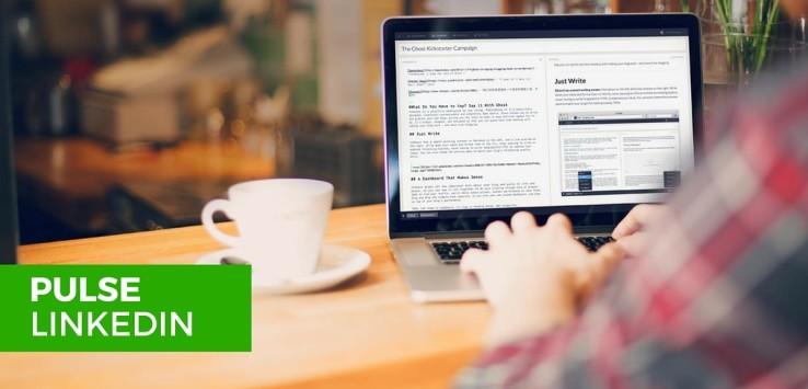 LinkedIn e Blogging