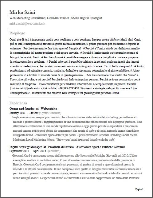 Profilo 12 - Stampare il profilo in PDF 02-min