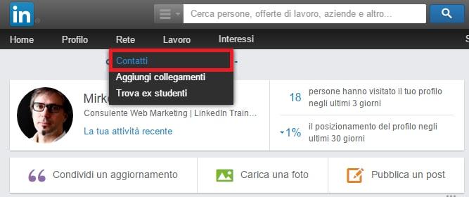 Tag Linkedin