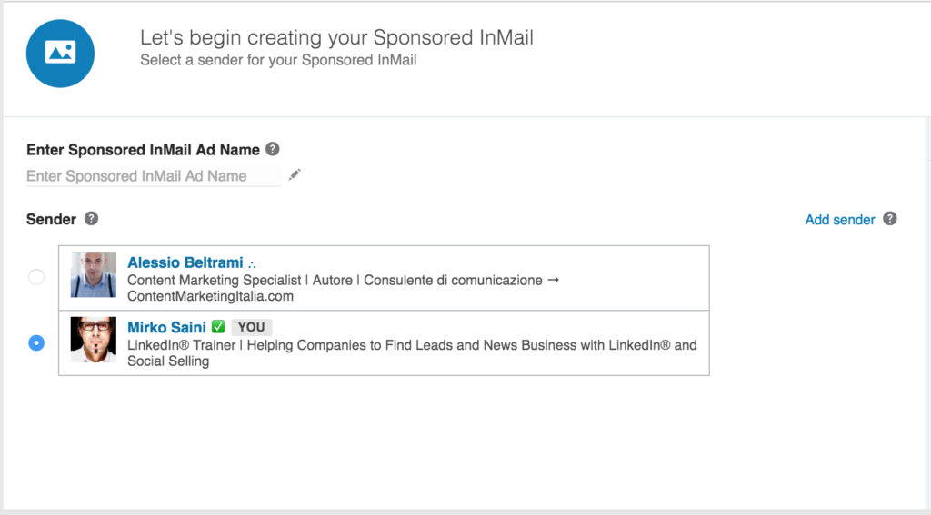 Sponsored InMail 03