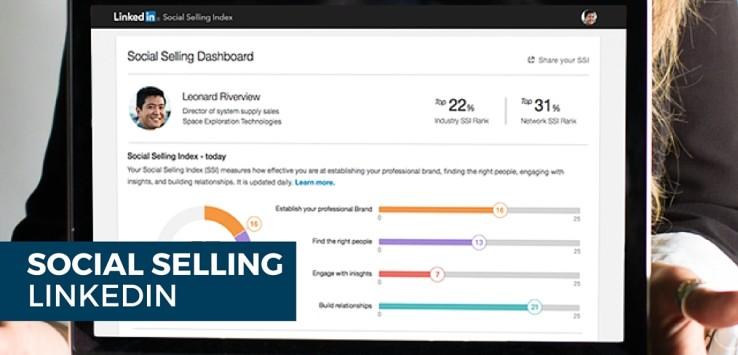 LinkedIn Social Selling Index – come utilizzare i dati per migliorare la tua presenza sul social